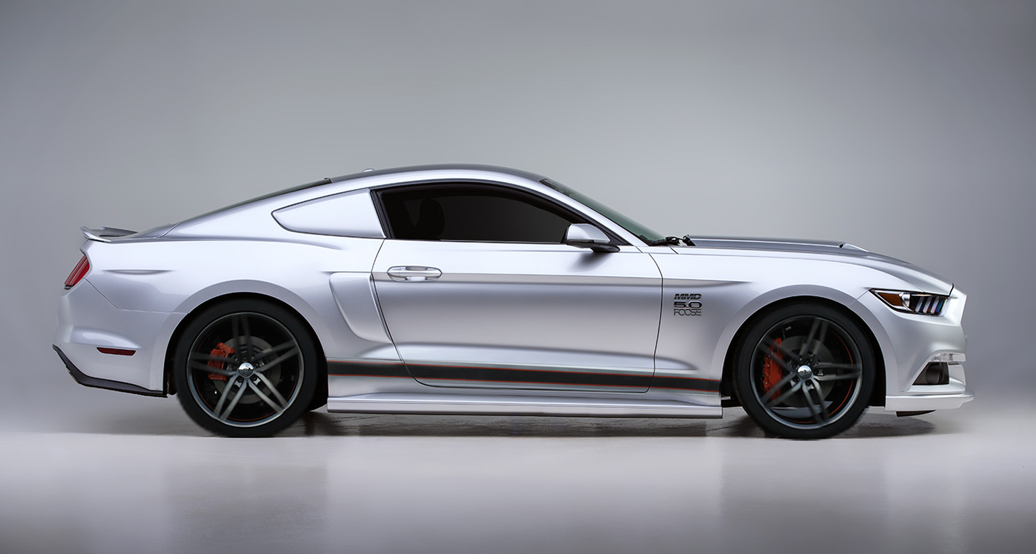 Mustang Performance Parts >> MMD By Foose