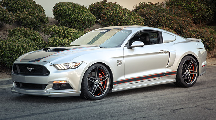 2016 Mustang Hood Scoop >> MMD By Foose
