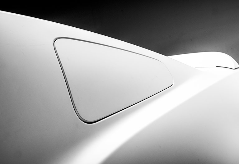 MMD GT350 Style Window Covers<span>Available in Pre-Painted, Matte Black &amp; Unpainted</span>