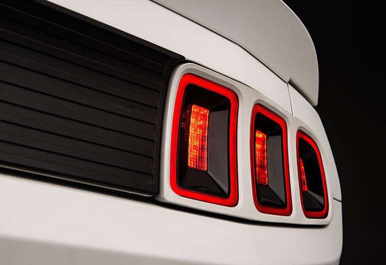 MMD Tail Light Trim<span>Available in Pre-Painted, Matte Black &amp; Chrome</span>