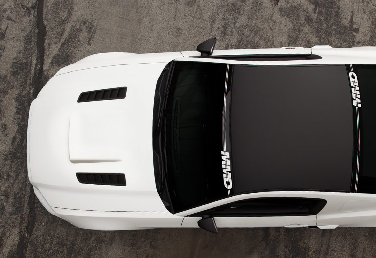 MMD Hood Scoop<span>Available in Pre-Painted &amp; Unpainted</span>