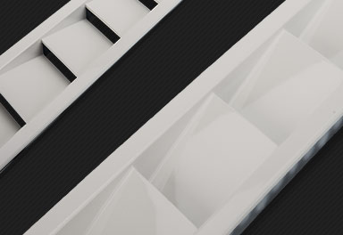 MMD Hood Vent Louvers<span>Available in Pre-Painted &amp; Matte Black</span>